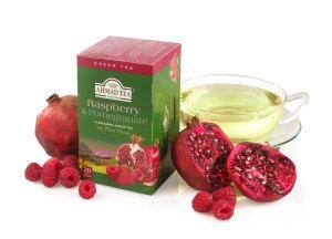 Ahmad Tea Raspberry & Pomegranate