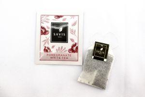 Savis Pomegranate White Tea